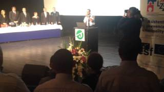 Video Lukrecius Chang - Závěrečná konference APK Sokolov 23.9.2015