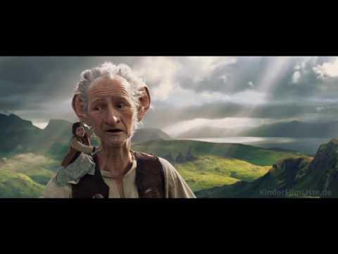 BFG – Big Friendly Giant | Kinofilm-Trailer2 HD deutsch