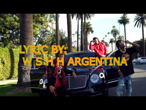 Rich The Kid ,Trippie Red - Early Morning Trappin - Letra Español