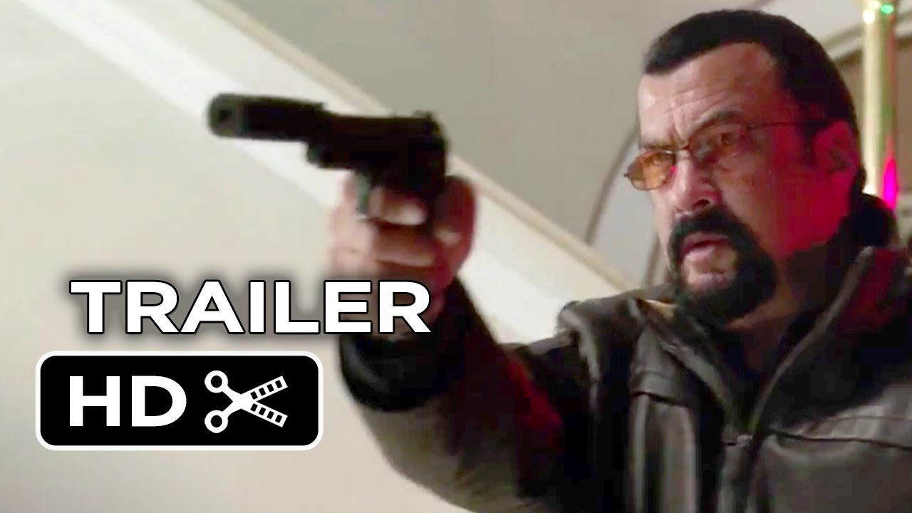 Watch: Contract Killer Steven Seagal Searches For 'Absolution' [Trailer]