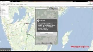 GPS TRACKER XTRAKK™ YouTube video