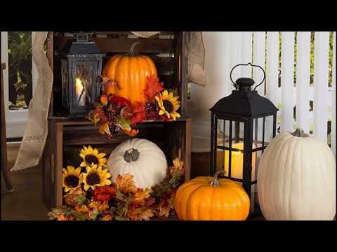 2017 Fall Porch Decorating Ideas - Part 3