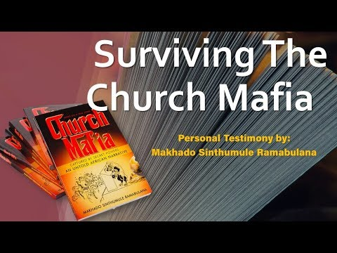 MUST WATCH!!! Dead Man Arise 4 || Surviving The Church Mafia (by Makhado Sinthumule Ramabulana)