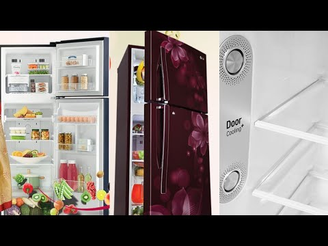 LG 284 Litres DUAL Fridge with Inverter Linear Compressor || Review