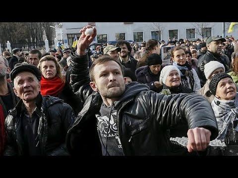 Κίεβο: Οργή κατά της Ρωσίας για τη δίκη της Ουκρανής πιλότου