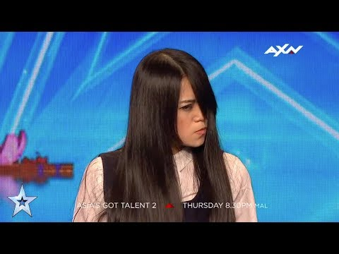 Video The Sacred Riana Judges' Audition Epi 3 Highlights | Asia's Got Talent 2017 download in MP3, 3GP, MP4, WEBM, AVI, FLV January 2017