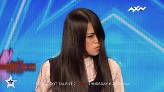 Video The Sacred Riana Judges' Audition Epi 3 Highlights | Asia's Got Talent 2017 MP3, 3GP, MP4, WEBM, AVI, FLV Desember 2018