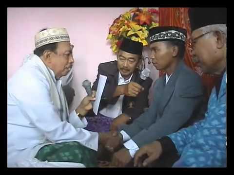 (Video Kocak) Ijab Qobul Pernikahan Paling Lucu.