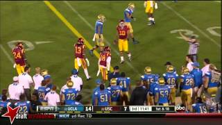 Brett Hundley vs USC (2013)