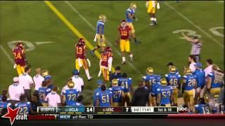 Brett Hundley vs USC (2013)