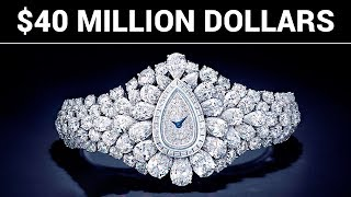 Video 10 Most Expensive Watches In The World MP3, 3GP, MP4, WEBM, AVI, FLV Mei 2019
