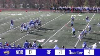 Norwood Football vs. Bishop Feehan