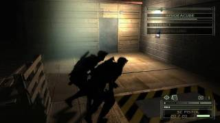Splinter Cell Chaos Theory: PC Co-op Gameplay [HD]