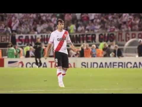 Fernando Cavenaghi, ante Boca por la TOTAL Sudamericana
