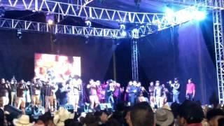 El potro de Sinaloa con banda tierra elegida karma chalco 2017