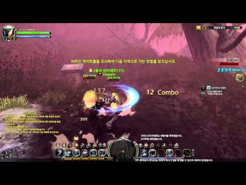Dragon Nest 2.0 Assassin Gameplay Dungeon HD+