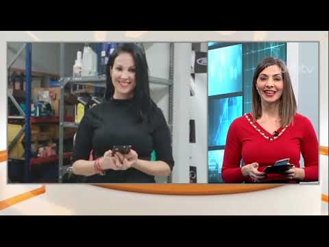 Γυναικεία χέρια…στις αντιολισθητικές αλυσίδες  | 09/01/2019 | ΕΡΤ