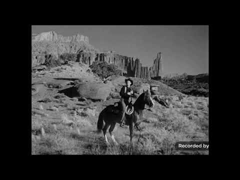 Navajos!! (Wagon Master - Navajo Scene)