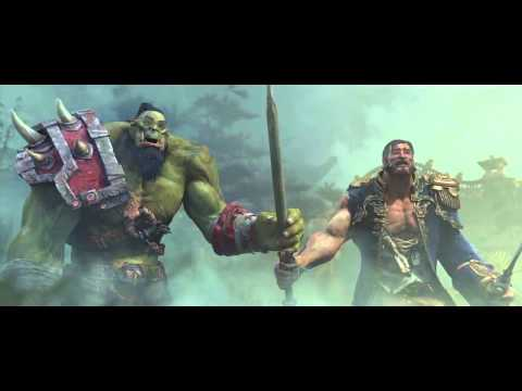 World of Warcraft - Mists of Pandaria Cinmatique d'introduction FR