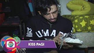 Reza DA Bereskan Keperluan Sendiri Pasca Ditinggal Mudik Asisten Rumah Tangga - Kiss Pagi