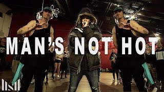 image of MAN'S NOT HOT - Big Shaq Dance | Matt Steffanina & JB Choreography