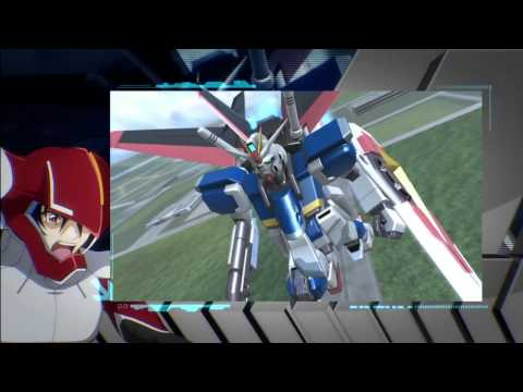 Spot publicitaire de Mobile Suit Gundam Seed Battle Destiny