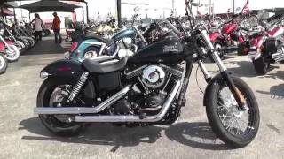 9. 326301 - 2014 Harley Davidson Dyna Street Bob FXDB - Used motorcycles for sale