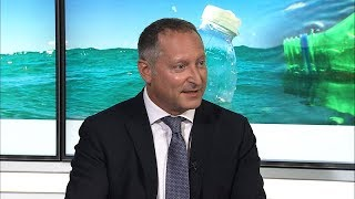 SodaStream positions itself as the solution to plastic pollution - why buy bottled water when you can carbonate tap water? Ian King speaks to the company's chief executive Daniel Birnbaum.SUBSCRIBE to our YouTube channel for more videos: http://www.youtube.com/skynewsFollow us on Twitter: https://twitter.com/skynews and https://twitter.com/skynewsbreakLike us on Facebook: https://www.facebook.com/skynewsFor more content go to http://news.sky.com and download our apps:iPad https://itunes.apple.com/gb/app/Sky-News-for-iPad/id422583124iPhone https://itunes.apple.com/gb/app/sky-news/id316391924?mt=8Android https://play.google.com/store/apps/details?id=com.bskyb.skynews.android&hl=en_GB