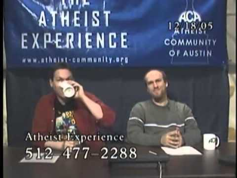 Crazy Caller #30 – An Idiot's Guide To Truth – Atheist Experience 427