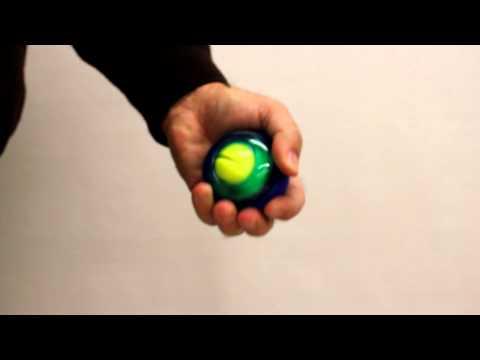 Der Gyro Fit-Ball Handtrainer gongoll.com