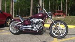 9. Used 2008 Harley Davidson Rocker C Motorcycles for sale - Homasassa,FL