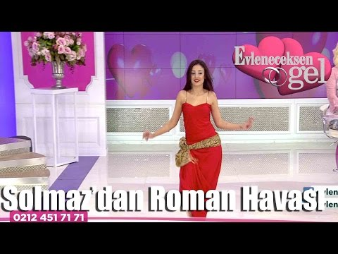 Video Evleneceksen Gel - Solmaz Roman Havası Oynuyor download in MP3, 3GP, MP4, WEBM, AVI, FLV January 2017