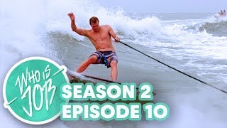 ►WATCH JOB'S NEW SEASON on Red Bull TV: http://win.gs/JOBPlaylist Jamie O'Brien, Poopies, and the crew learn the hard way that if the rope goes slack...let g...
