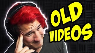 Video Markiplier Reacting to Old Videos MP3, 3GP, MP4, WEBM, AVI, FLV Agustus 2018