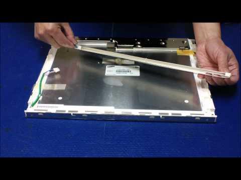 LTM170E5-L03. How to install LED Backlight