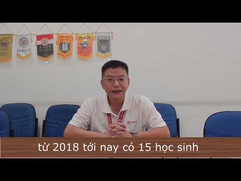 Phó Giám Đốc Công Ty TNHH Nhựa Chinli Việt Nam Đánh Giá Về Chất Lượng Đào Tạo Của Trường