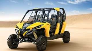 7. 2014 Can Am Maverick Line Up