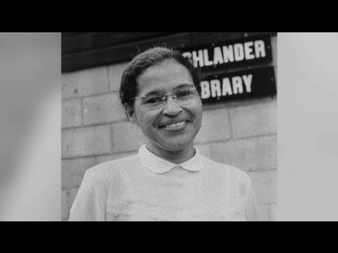 rosa parks - DemocracyNow.org - Born on Feb. 4, 1913, today would have been Rosa Parks' 100th birthday. On Dec. 1, 1955, Parks refused to give up her seat to a white pass...