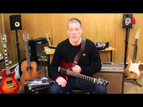 FAQ-ответы #1 - Слетает ремень с гитары, что делать?