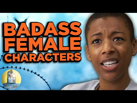 14 Badass Female Characters To Root For (@Cinematica)