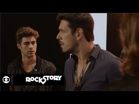 Rock Story: capítulo 130 da novela, segunda, 10 de abril, na Globo