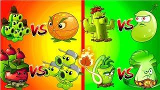 Video Plants vs Zombies 2 Free vs Premium - Pea Pod vs Citron- Threepeater vs Apple Mortar and More PVZ 2 MP3, 3GP, MP4, WEBM, AVI, FLV Juni 2019