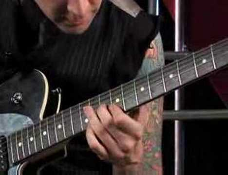 John 5 - The Washing Away of Wrong online metal music video by JOHN 5
