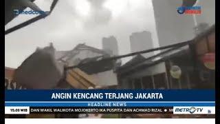 Video Jakarta Dihantam Angin Kencang dan Banjir MP3, 3GP, MP4, WEBM, AVI, FLV Desember 2018