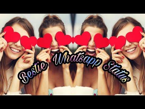 Quotes on friendship - Bestie Whatsapp Status  girls attitude status  new whatsapp status