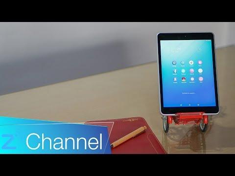 Đánh giá Nokia N1: Thiết kế lạ cho một chiếc máy tính bảng Android [ZChannel]