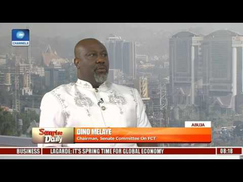 SGF, DG NIA Suspension: The Executive Should Be More Proactive In Decision Making -- Dino Melaye