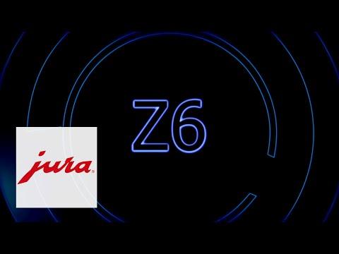 JURA Impressa Z6 Aluminium