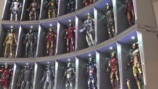 Video 🐵 My Hot Toys collections visual tour 5/12/16 or Why I love Iron Man and can't stop collecting 😊 MP3, 3GP, MP4, WEBM, AVI, FLV Juli 2018