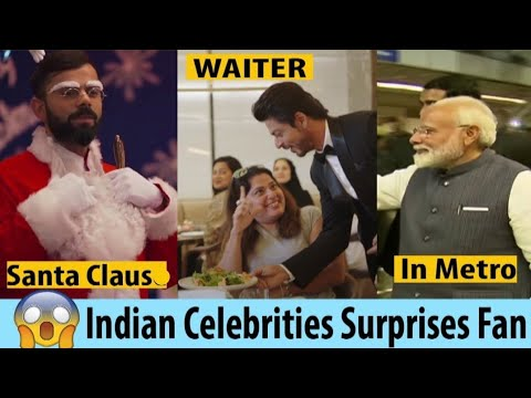 5 Famous Indian Celebrities who Surprise their Fans in Hindi | Msb Facts